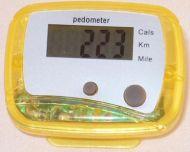 Podómetro - Calorías y Distancia